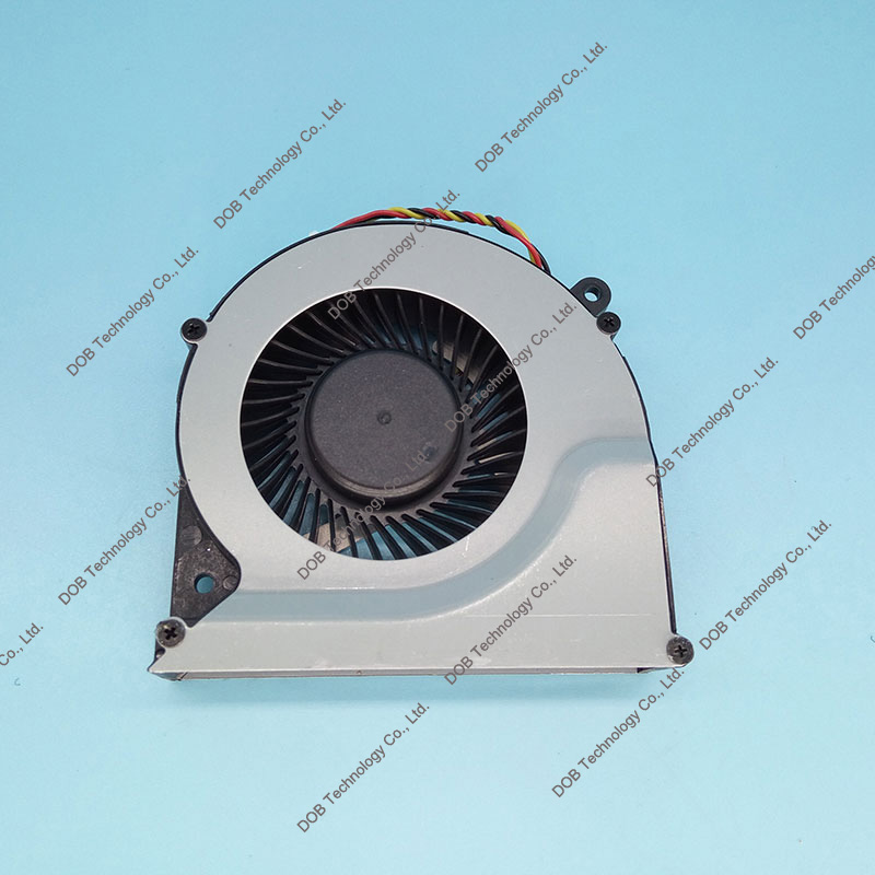 Laptop CPU Dzesēšanas Ventilators Toshiba Satellite C850 C855 C875 C870 L850 L870 DFS501105FR0T MF60090V1-C450-G99 3 PIN KSB06105HA ventilators 3