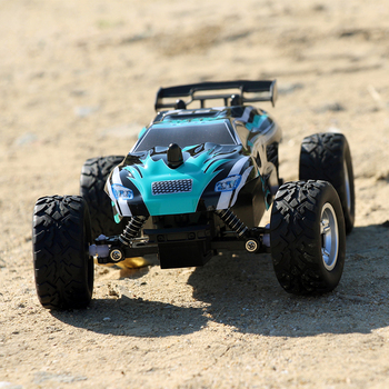 EBOYU(TM) K24-1 2.4 Ghz 2WD High Speed 1:24 RC Auto ātrgaitas apvidus Monster Truck RC Sacīkšu Auto Ātri RC Buggy Hobijs Auto
