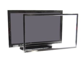 50 collu Multi IS Touch Screen Panelis bez stikla / interaktīva 2 punkti touch ekrāna rāmis LED TV / Ātra Piegāde 2